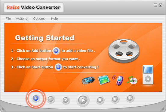 All-in-one Video Converter